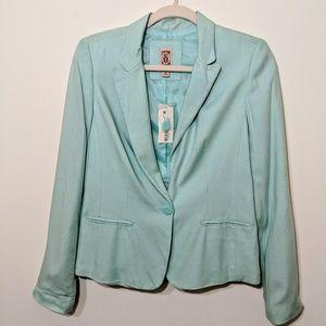 NWT Decree Mint Green Blazer Medium